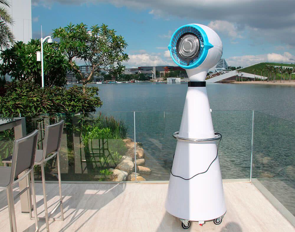 Atomizfan - Kit nebulizador terraza ...