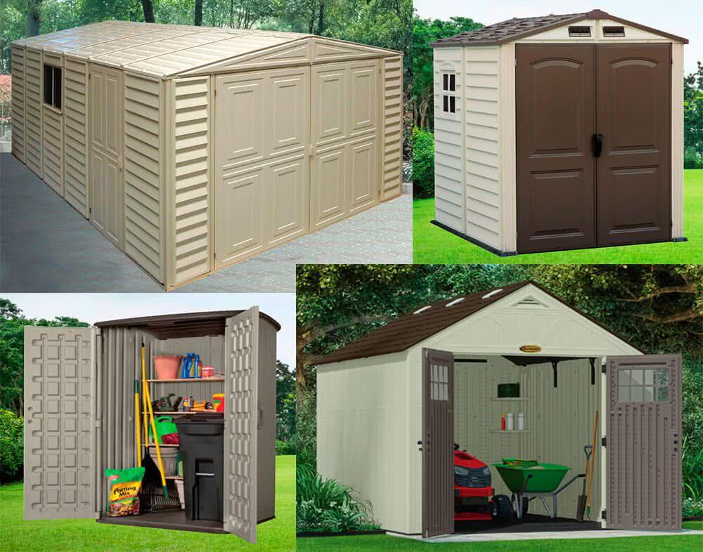 Casetas de lona materiales de construcci n para la for Casetas pvc segunda mano