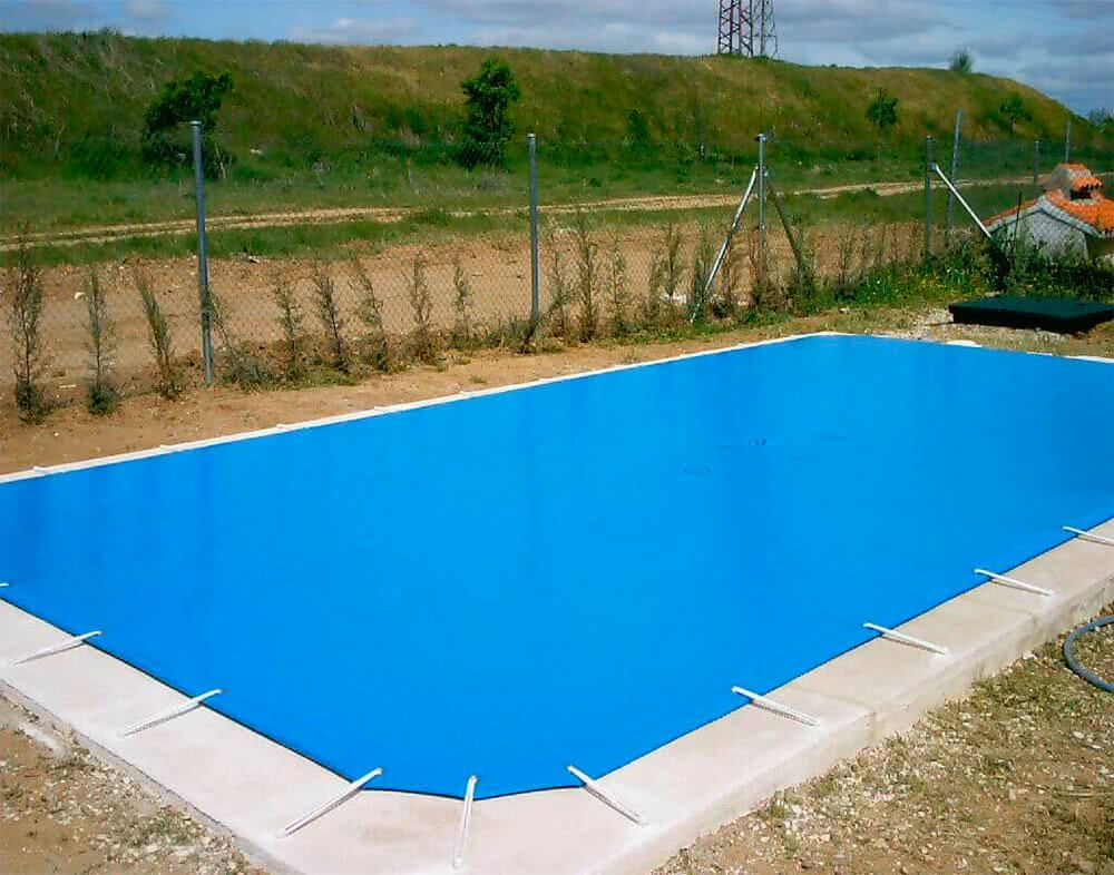 Lonas de pvc para piscina for Calefactor para piscina