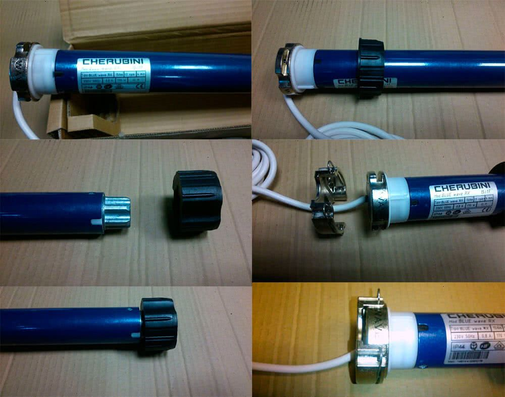 Motor tubular - Motor para toldo ...