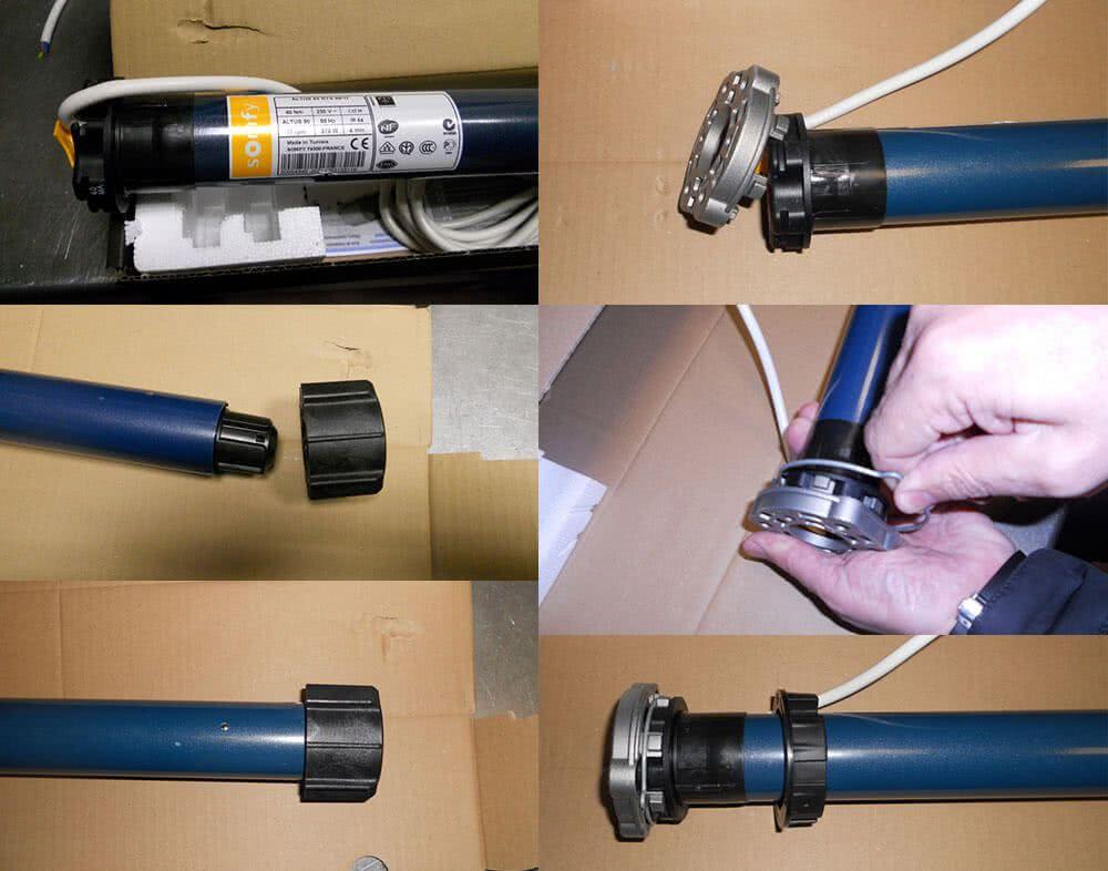 Motor tubular - Motor tubular para persianas ...