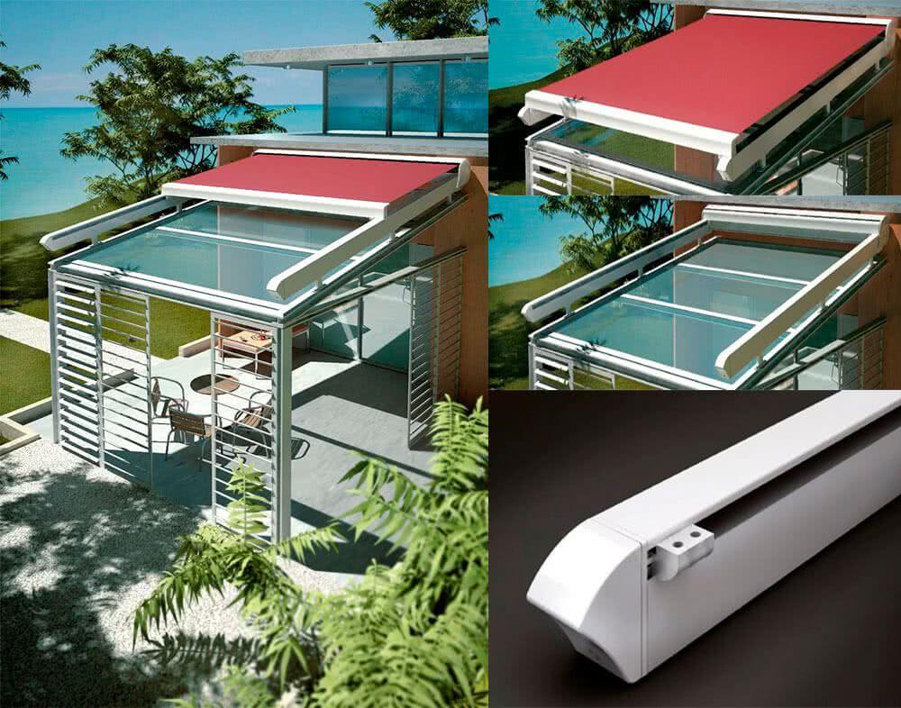 Kit toldo veranda - Toldos para terrazas precios ...